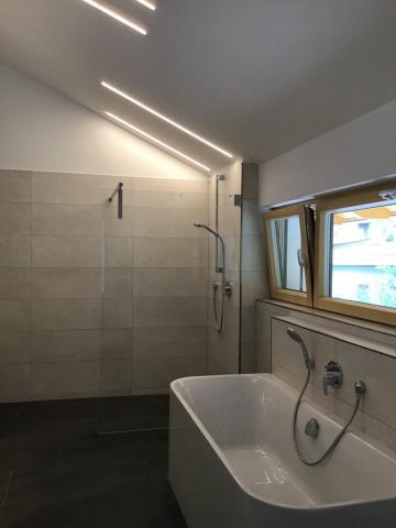 Dusche/Badewanne