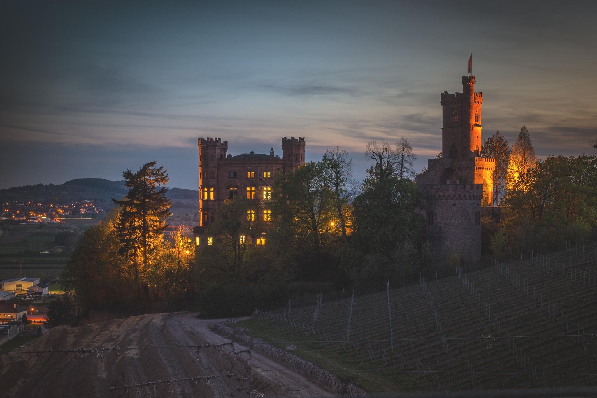 Schloss Ortenberg