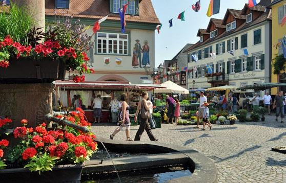 Wochenmarkt Haslach